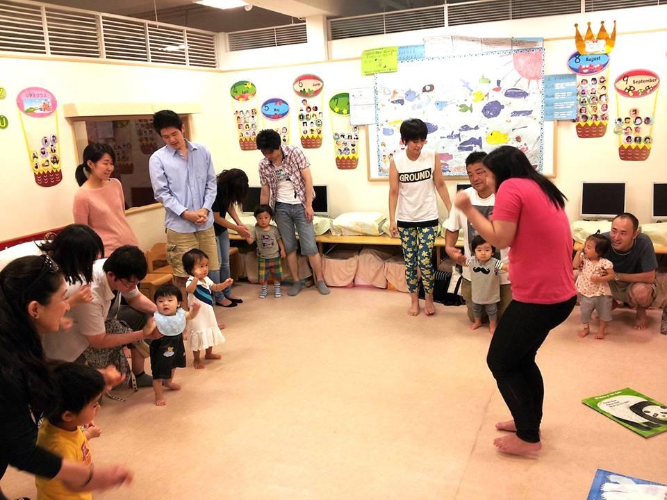 English at Seibu IKEBUKURO