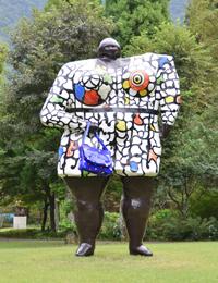 第20回記念アートツアー箱根彫刻の森美術館