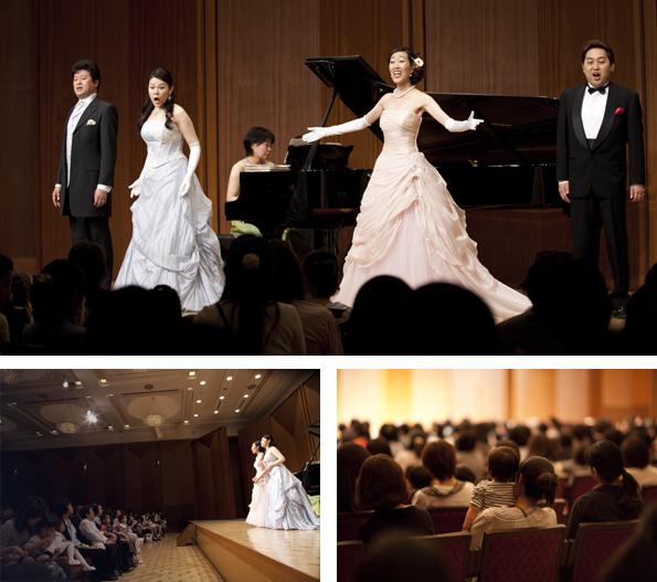 「0歳からの知育コンサート」BRAVO!オペラへ行こう!