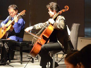 第8回 ギター meets チェロ & フルート