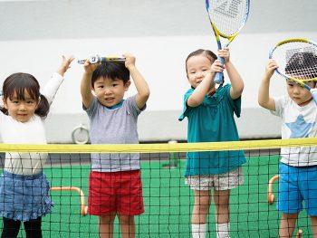 知育テニス